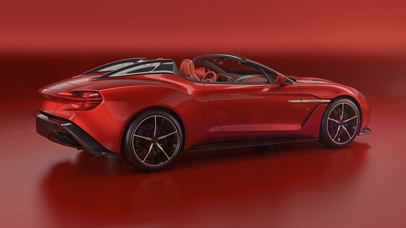 Aston Martin Announces Additional Vanquish Zagato Models High Resolution Exterior - image 726604