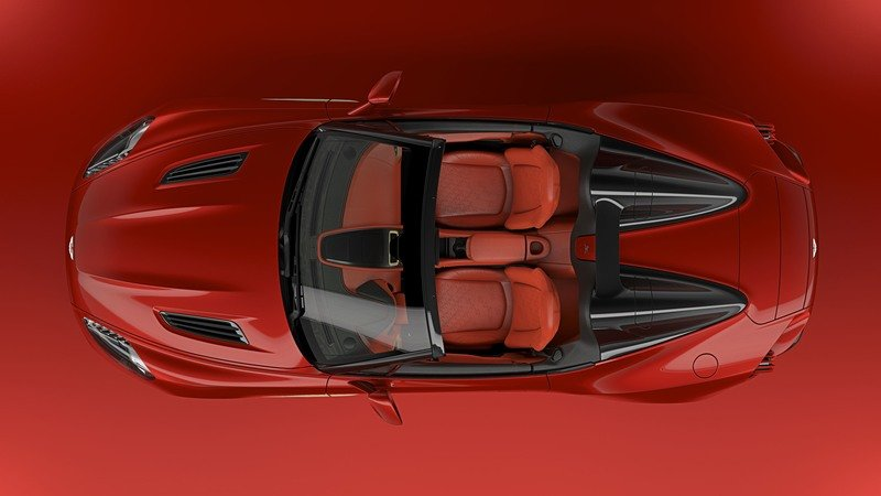 Aston Martin Announces Additional Vanquish Zagato Models High Resolution Exterior - image 726605