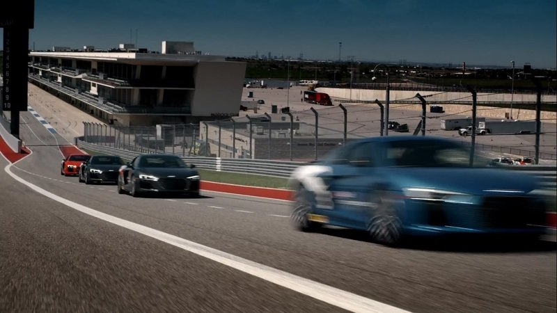 Audi Sport launches new driving experience at Circuit of The Americas