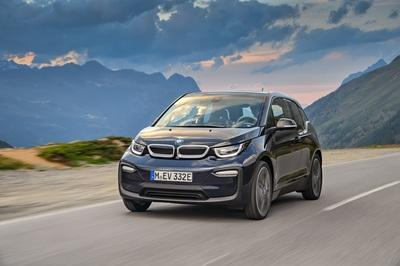 BMW Unveils 2018 i3 and i3s - image 728706