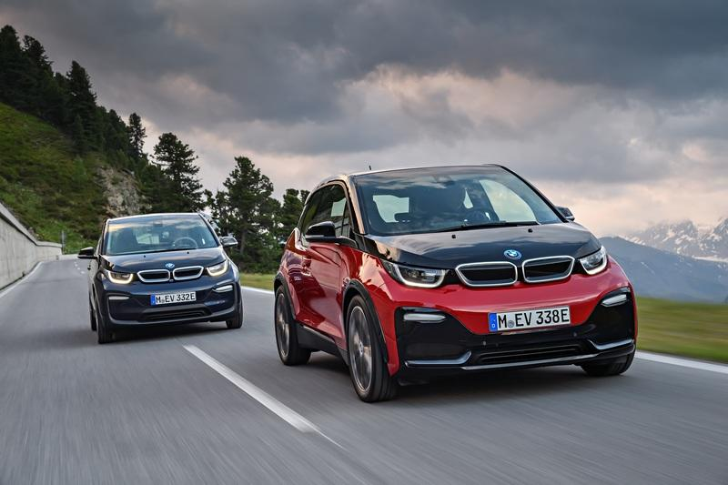 BMW recalls all the i3 models ever sold in the United States