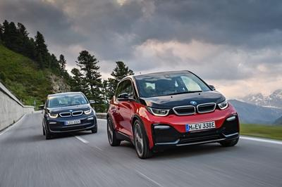 BMW Unveils 2018 i3 and i3s - image 728622