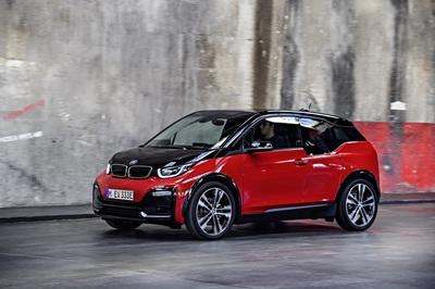 BMW Unveils 2018 i3 and i3s - image 728625