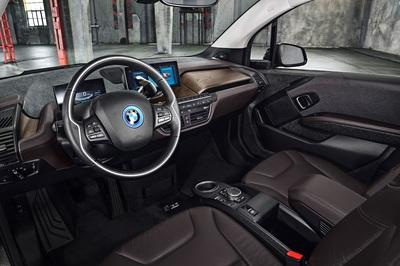 BMW Unveils 2018 i3 and i3s - image 728630