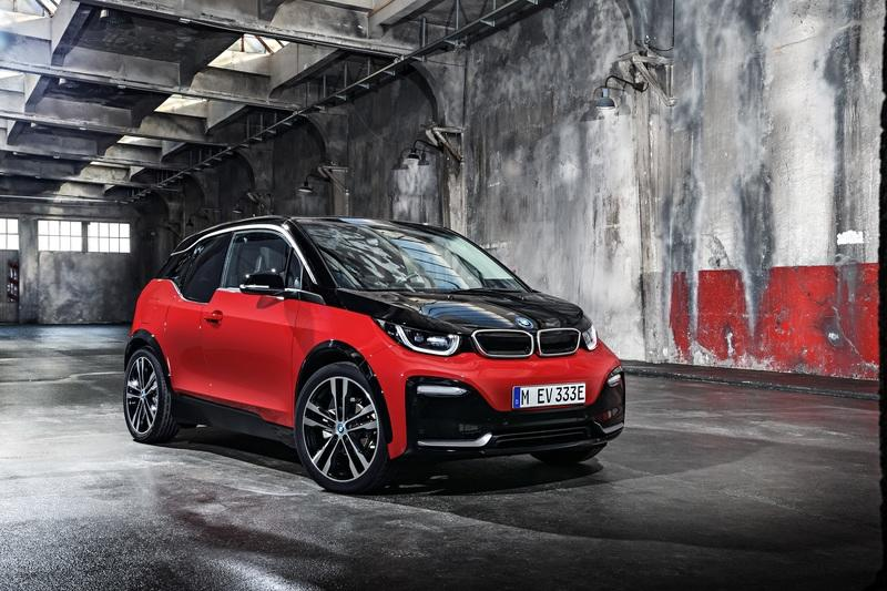 BMW Unveils 2018 i3 and i3s High Resolution Exterior Wallpaper quality - image 728636