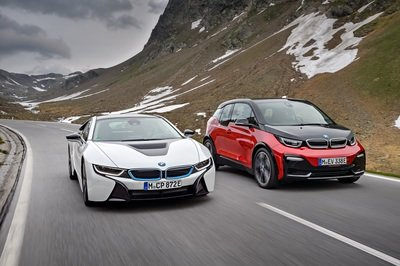 BMW Unveils 2018 i3 and i3s - image 728595
