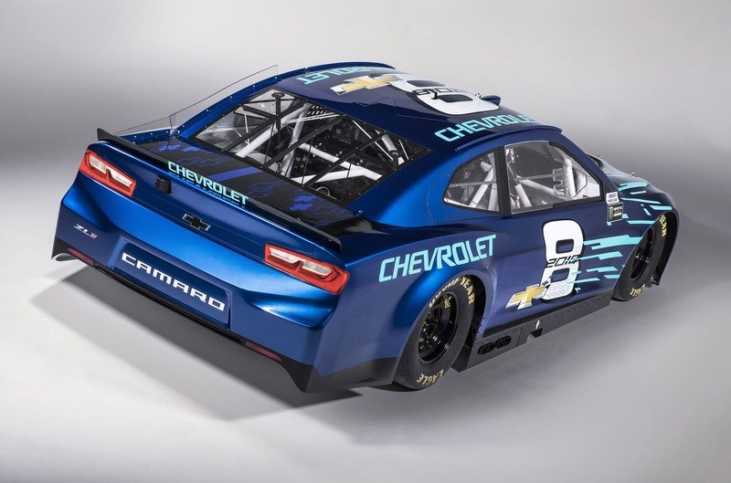 Goodbye Chevy SS, Hello Camaro ZL1 – Chevy's New NASCAR Cup Race Car Announced! Exterior High Resolution - image 726078