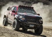 Chevrolet Colorado ZR2 Makes Racing Debut At Best in the Desert - image 727126
