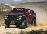 Chevrolet Colorado ZR2 Makes Racing Debut At Best in the Desert - image 727128