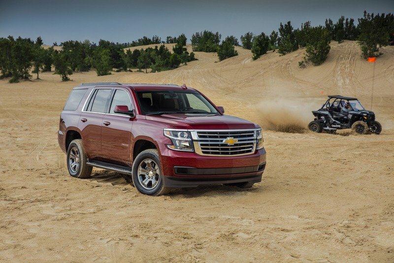 2017 Chevrolet Tahoe Custom High Resolution Exterior Wallpaper quality - image 726584