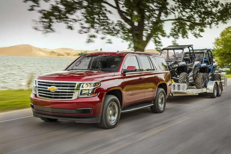 2017 Chevrolet Tahoe Custom