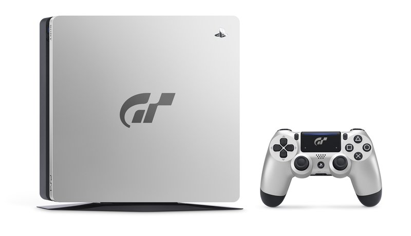 Christmas Comes Early As Sony Releases Gran Turismo Sport-Themed Playstation 4 Console