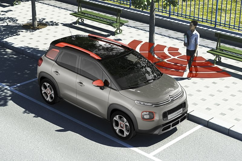 2018 Citroen C3 Aircross Exterior High Resolution Wallpaper quality - image 725664