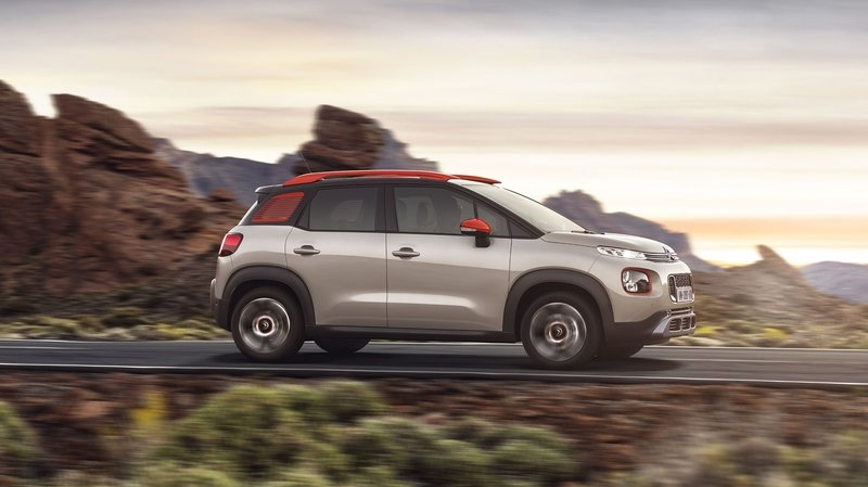 2018 Citroen C3 Aircross Exterior High Resolution Wallpaper quality - image 725665