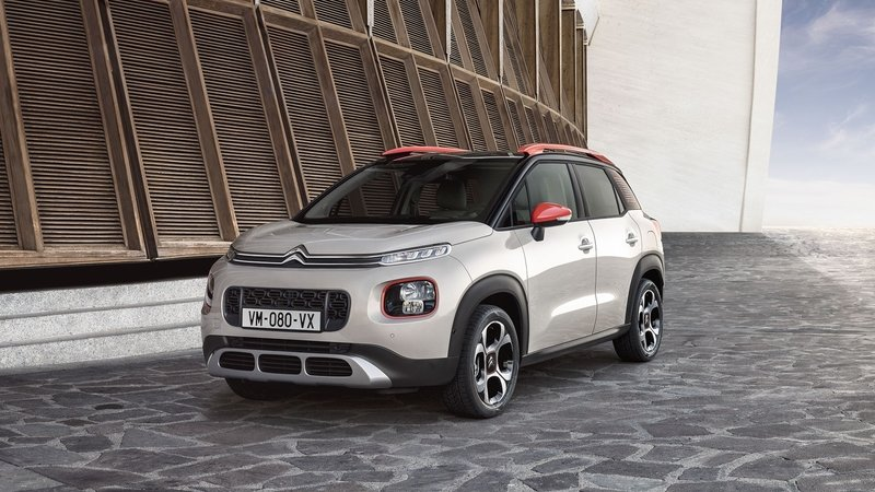 2018 Citroen C3 Aircross Exterior High Resolution Wallpaper quality - image 725666