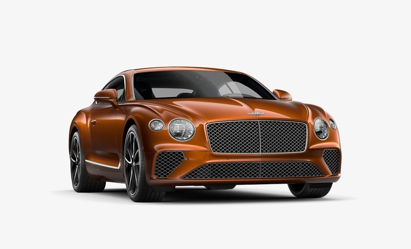 Configure the Bentley Continental GT of Your Dreams High Resolution Exterior - image 729046