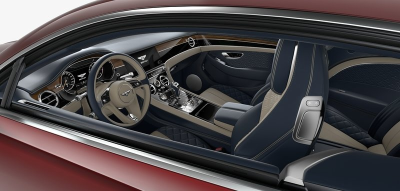 Configure the Bentley Continental GT of Your Dreams High Resolution Interior - image 729058