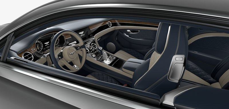 Configure the Bentley Continental GT of Your Dreams High Resolution Interior - image 729036