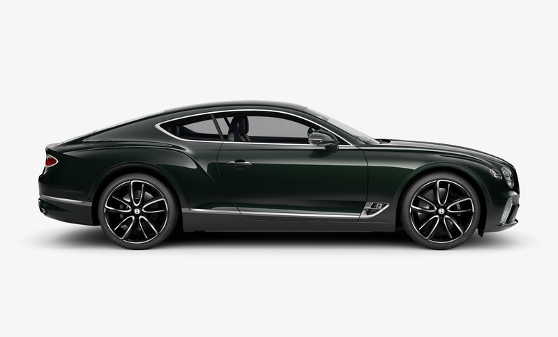 Configure the Bentley Continental GT of Your Dreams High Resolution Exterior - image 729080