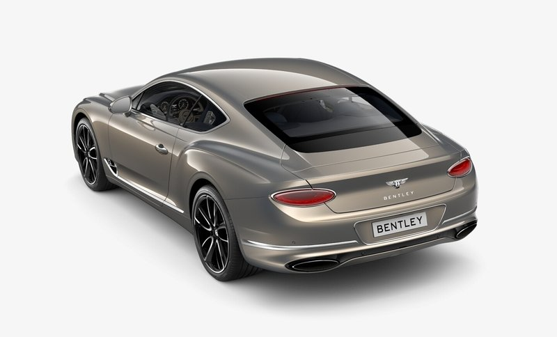Configure the Bentley Continental GT of Your Dreams High Resolution Exterior - image 729098