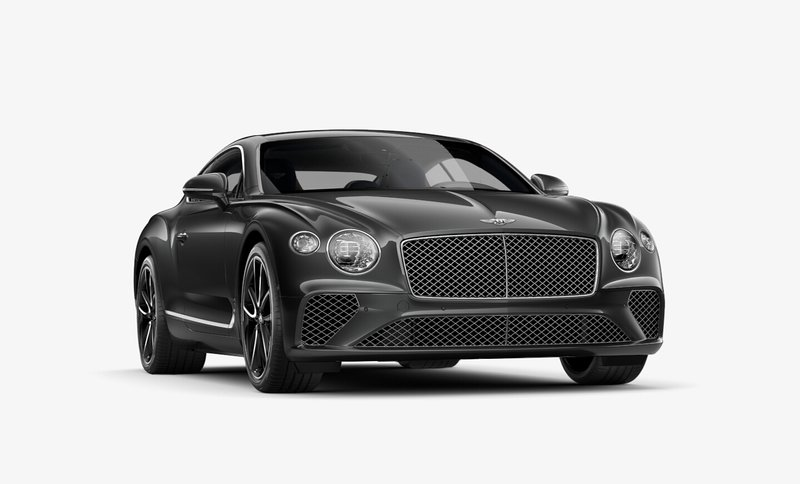 Configure the Bentley Continental GT of Your Dreams