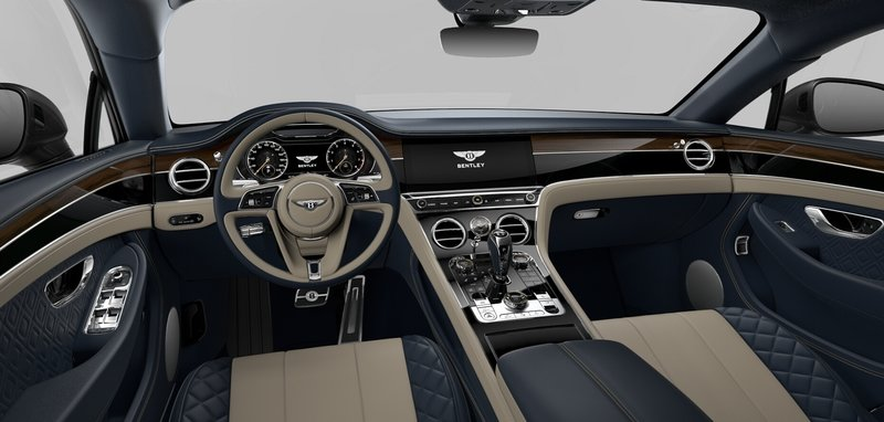 Configure the Bentley Continental GT of Your Dreams High Resolution Interior - image 729035
