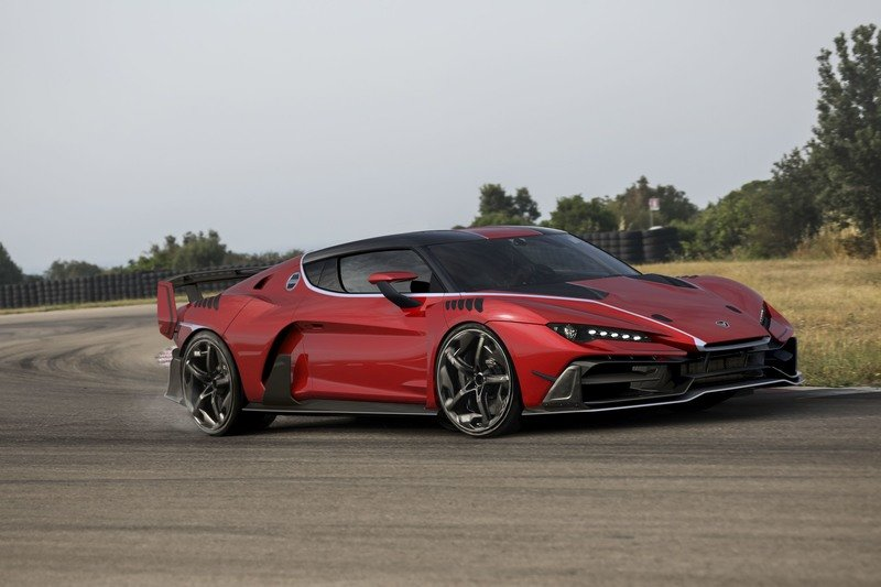 Don't Hold Your Breath On Scoring An Italdesign Zerouno
