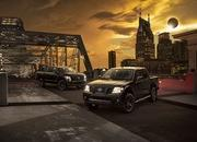 2017 Nissan Titan & Frontier Midnight Editions - image 727532