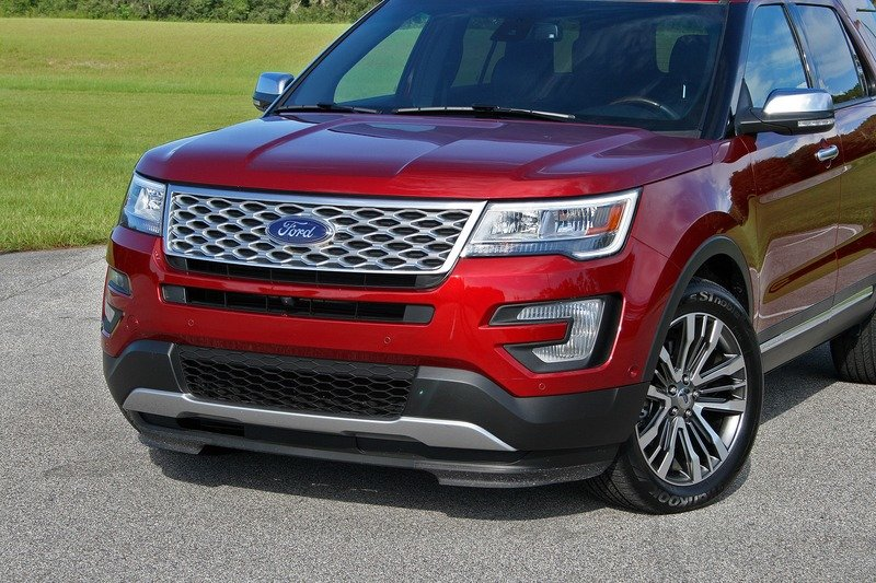 2017 Ford Explorer – Driven