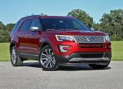 Ford Tries to Be a Big Player, Schedules Standalone Event for Debuting the 2020 Ford Explorer - image 728375