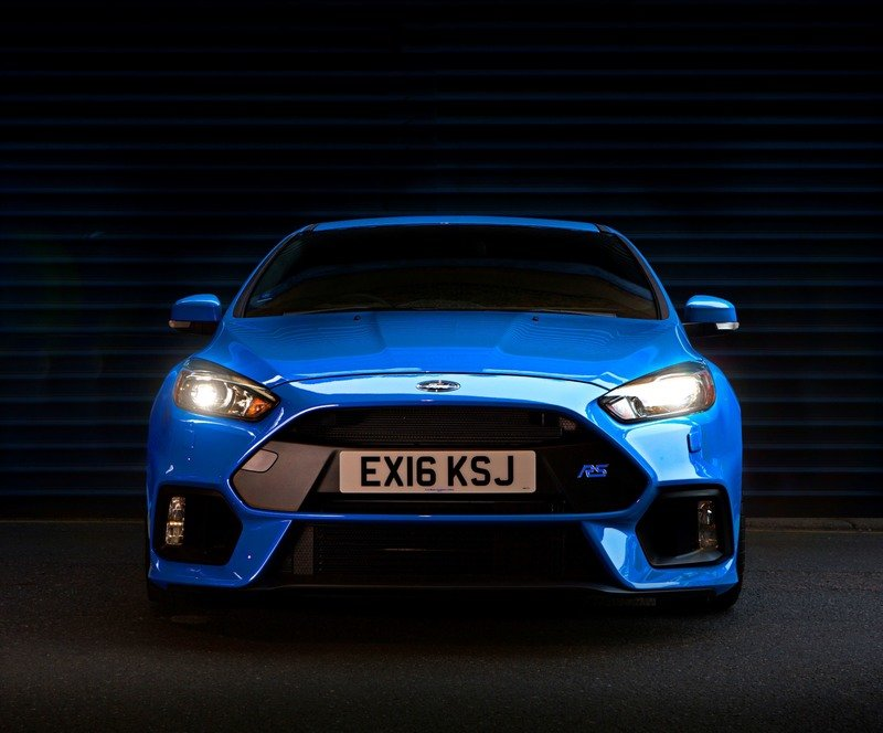 2017 Ford Focus RS by Mountune