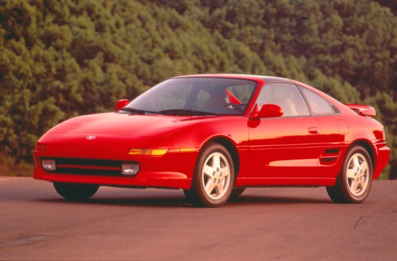Forget The Supra For a Second; Whispers Abound That Toyota's Also Bringing Back the MR-2!
