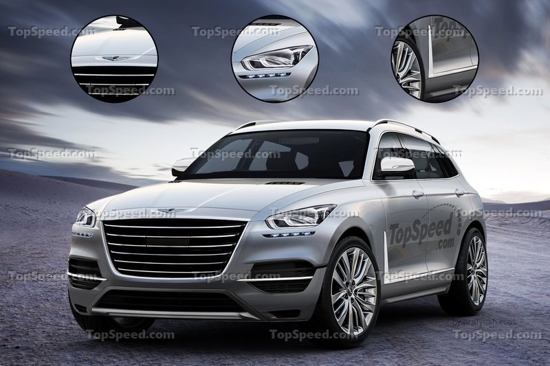 2020 Genesis Suv And 2020 Hyundai Sonata Coming In The Next 12 Months Top Speed