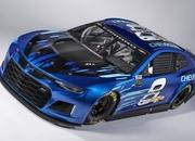 Goodbye Chevy SS, Hello Camaro ZL1 – Chevy's New NASCAR Cup Race Car Announced! - image 726100