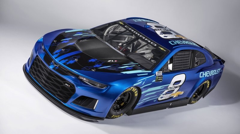 Goodbye Chevy SS, Hello Camaro ZL1 – Chevy's New NASCAR Cup Race Car Announced!