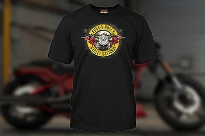 Harley-Davidson Co-Brands with Guns N' Roses - image 726517