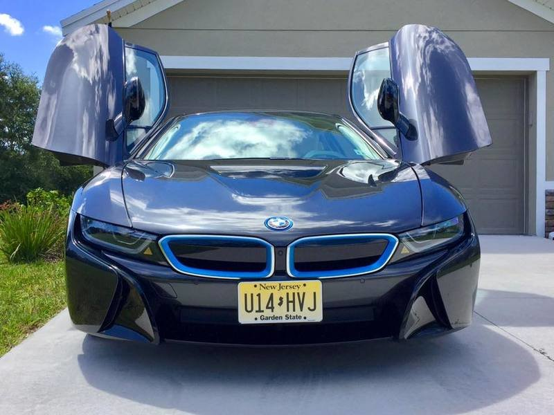 Highs & Lows: 2017 BMW i8 Exterior - image 728534