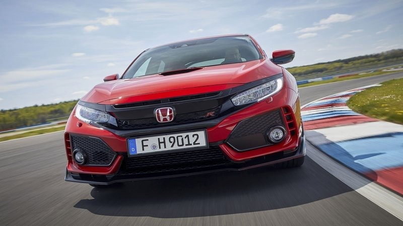 Honda Has Some Pricey Accessories For The Civic Type R In Japan