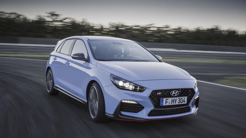 Hyundai i30 N Creates Smashing First Impression As First Edition Models Sell Out In Two Days