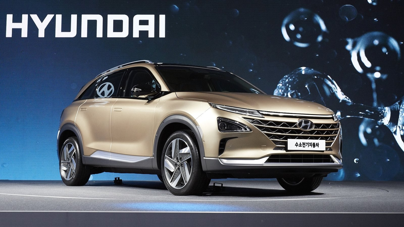 2017 hyundai next gen fuel cell suv review top speed. Black Bedroom Furniture Sets. Home Design Ideas