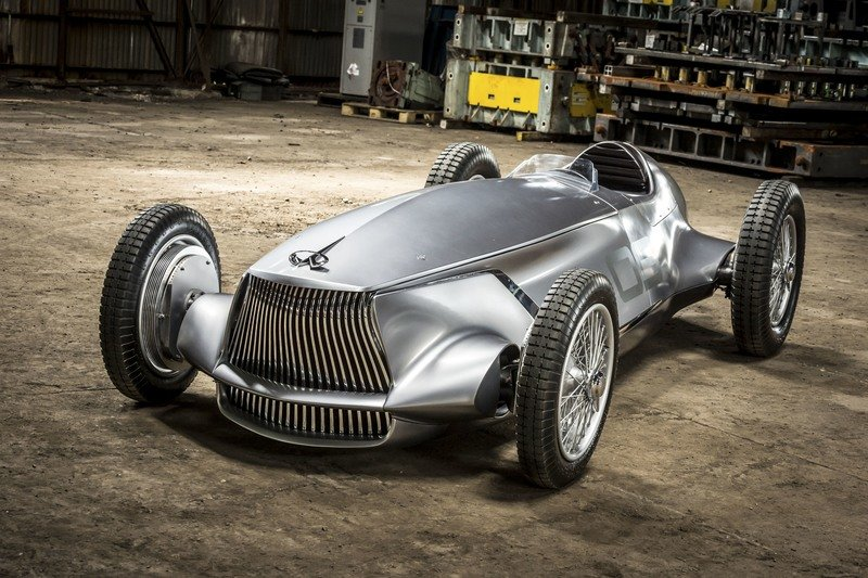 2017 Infiniti Prototype 9 Exterior High Resolution - image 726350