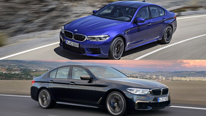 is the new bmw m5 a waste of money why not just get the m550i
