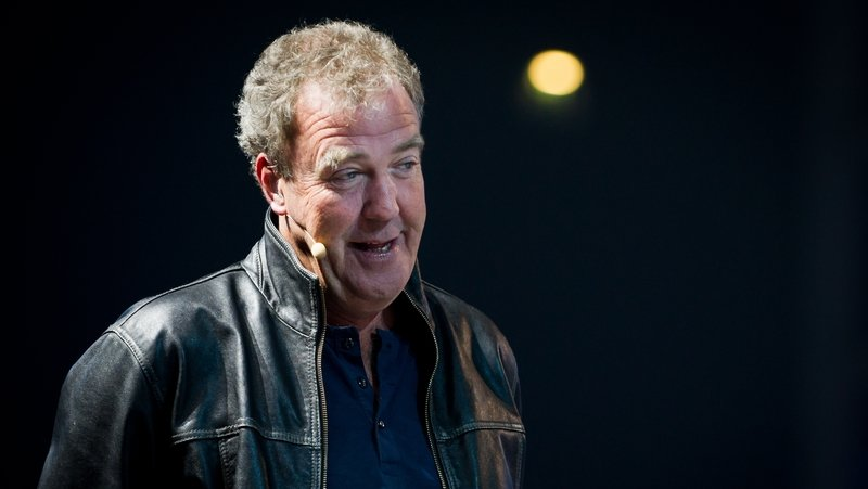 Jeremy Clarkson Hospitalized With Pneumonia, Continues To Make Fun Of Co-Hosts