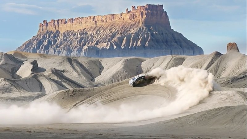 Ken Block Taunts Death Yet Again in Terrakhana: The Ultimate Dirt Playground