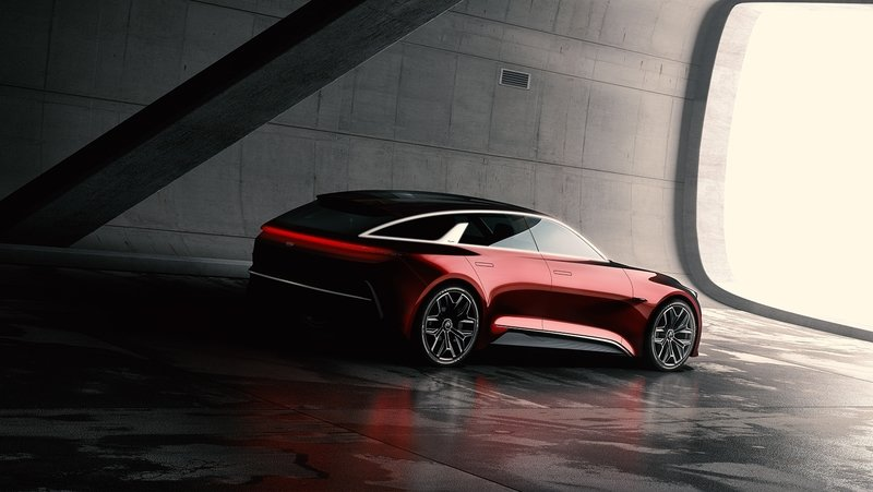 "Kia's Upcoming Shooting Brake Concept has us Saying ""Please Take our Money!"""