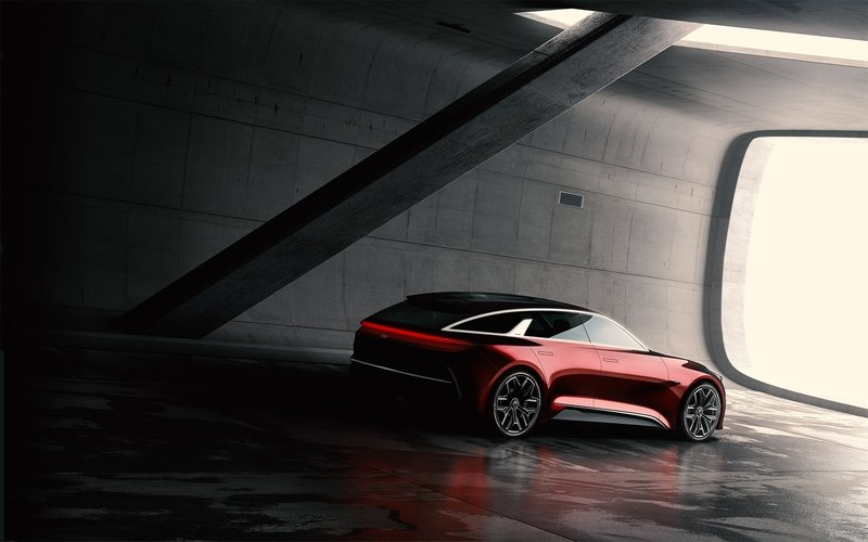 "Kia's Upcoming Shooting Brake Concept has us Saying ""Please Take our Money!"" Exterior - image 728906"