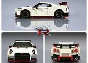 Lego Artist Knows His Way Around Lego Bricks Enough To Build A Nissan GT-R - image 726422