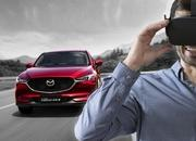 Mazda Introduces Virtual Reality Test Drives At U.K. Dealers - image 725703