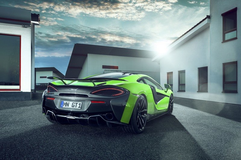 2017 McLaren 570GT by Novitec Exterior High Resolution Wallpaper quality - image 725434