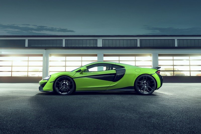 2017 McLaren 570GT by Novitec Exterior High Resolution - image 725430